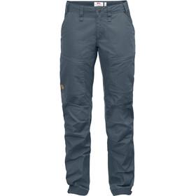 Fjällräven Abisko Lite Trekking - Pantalones de Trekking Mujer - gris